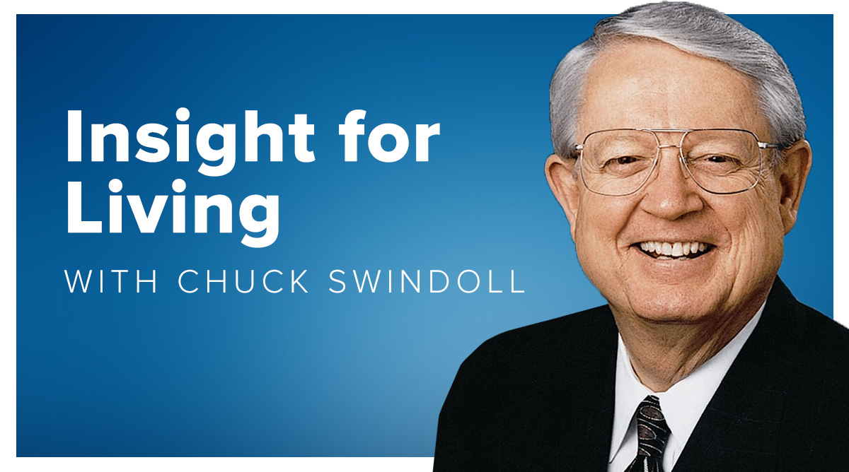 Insight for Living (Chuck Swindoll) - Vision Christian Radio