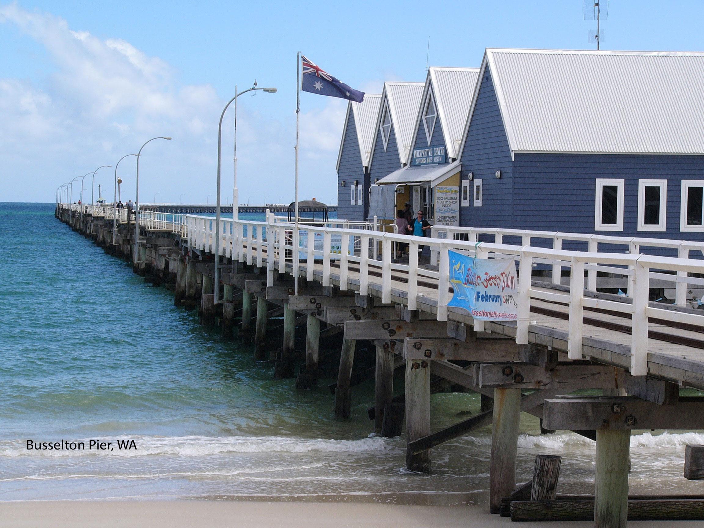Busselton Pier, Western Australia