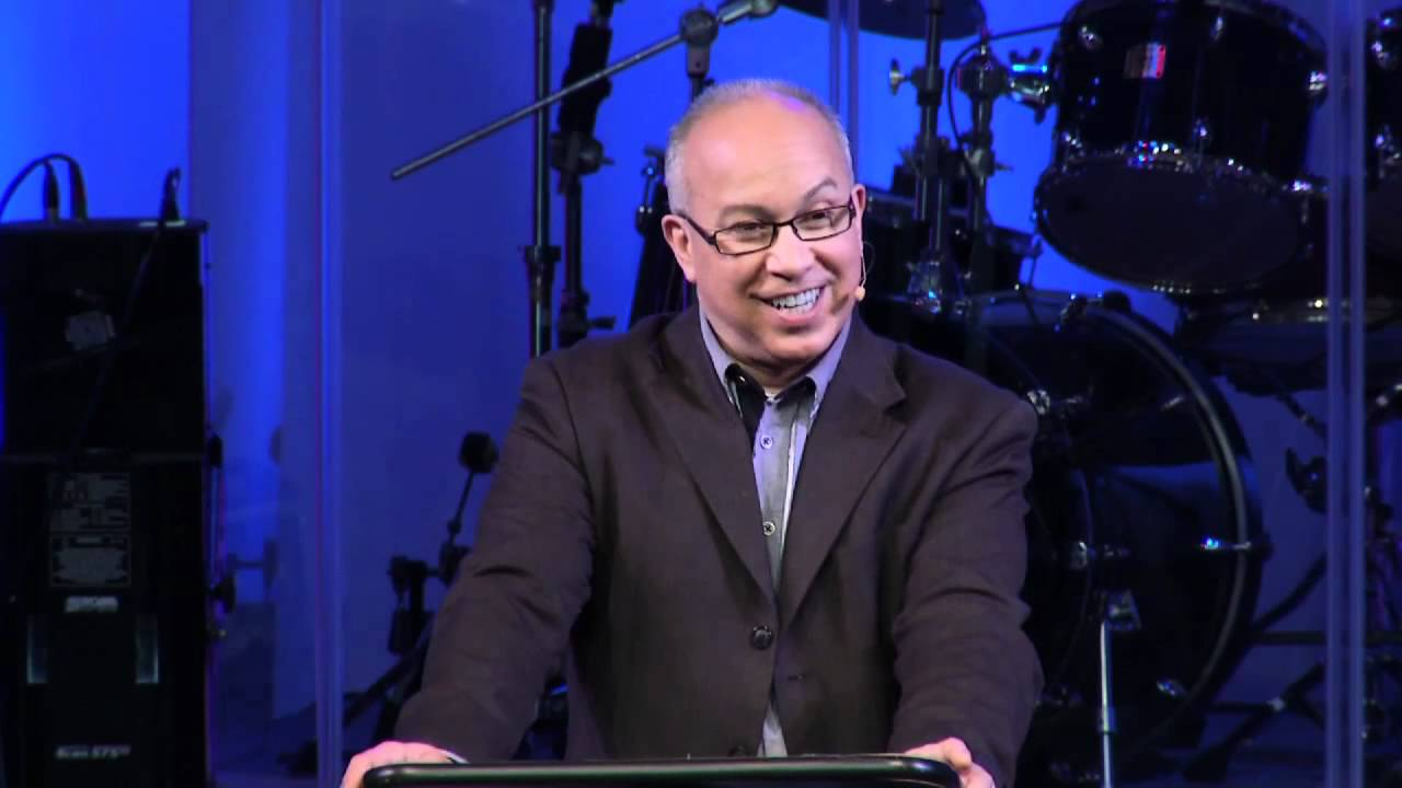 Mark Gungor speaking