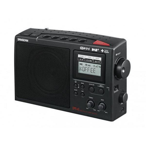 Sangean DPR 45 radio