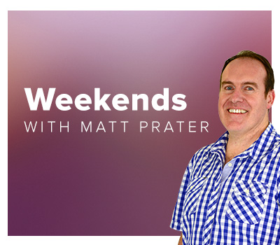 Weekends with Matt Pater