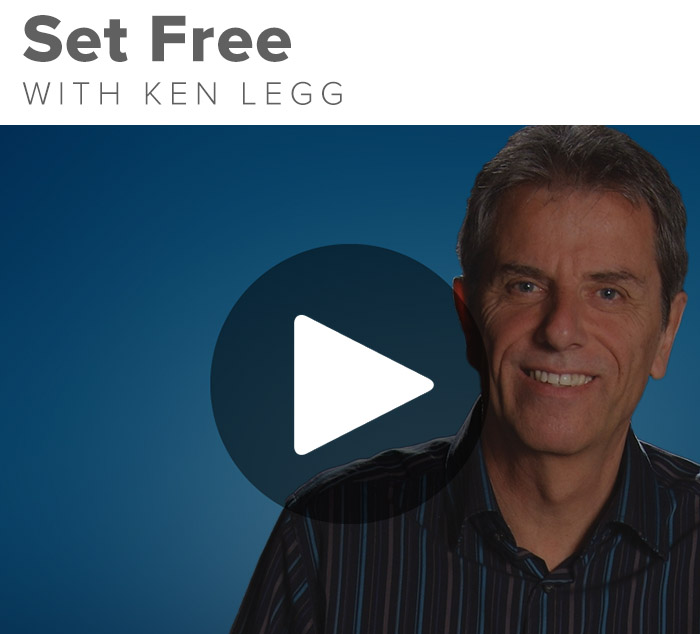 Set Free with Ken Legg