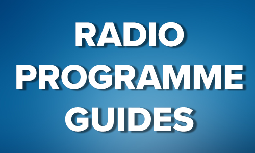Radio Programme Guides