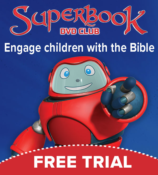 Free Superbook DVD Club Trial