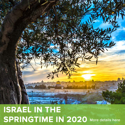 Israel in Spring time Tour