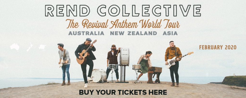 Rend Collective - Buy Tickets