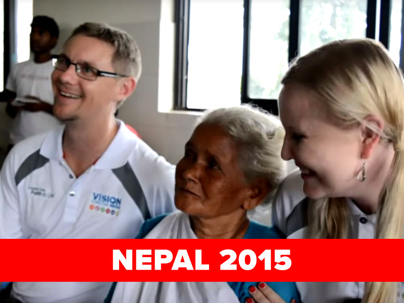 Miracles Day Nepal 2015