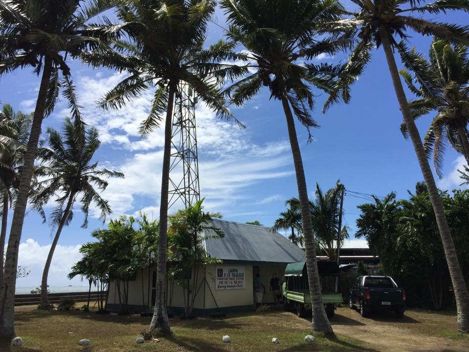 Radio Laufau in Samoa