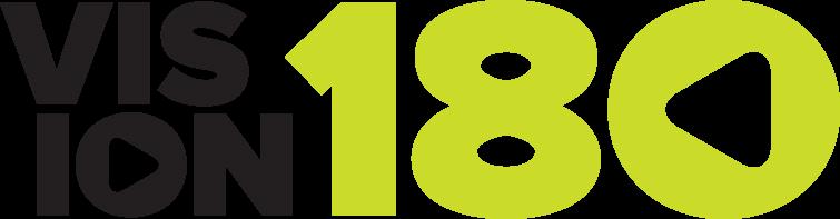 Vision 180 logo