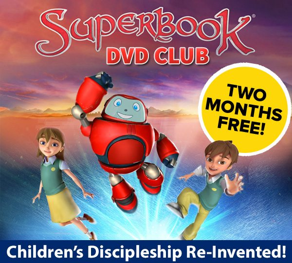 Superbook DVD Club