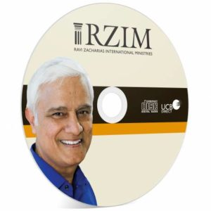 Unplugging the Truth in a Morally Suicidal Culture (Ravi Zacharias) AUDIO CD