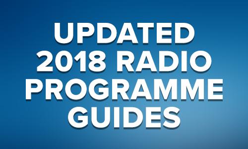 Radio Program Guides