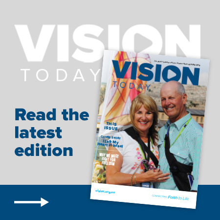 Read the Vision Today
