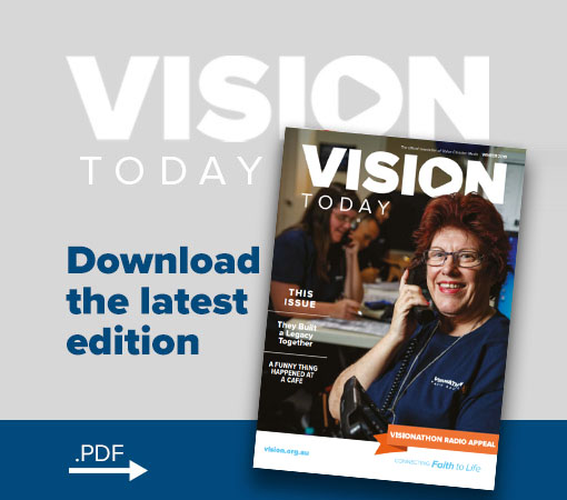 Download Vision Today June