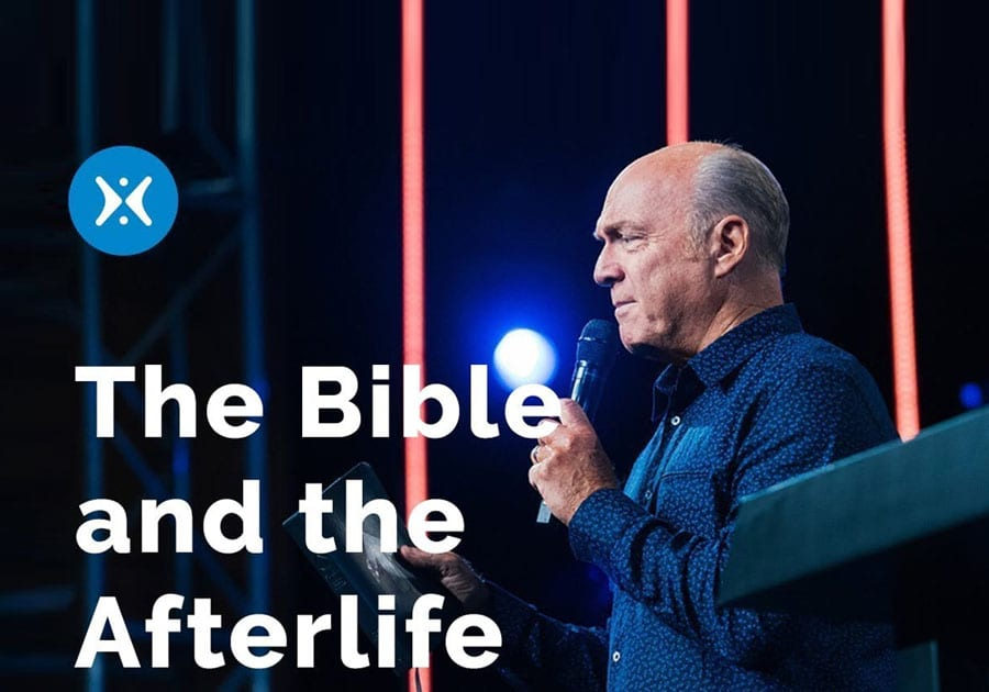 Greg Laurie preaching