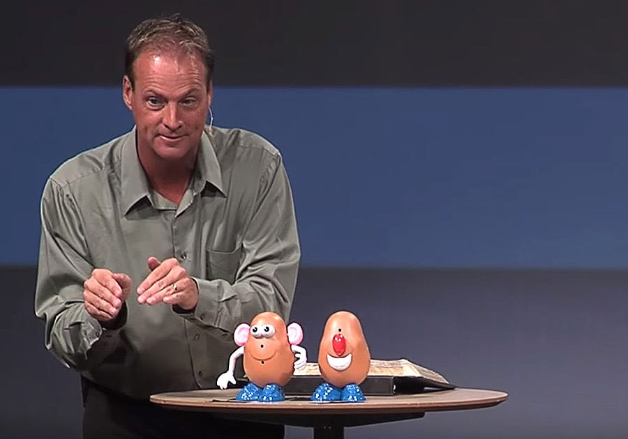 Jeff Vines preaching