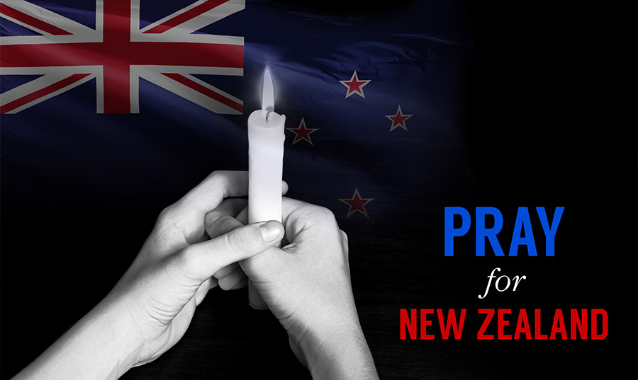 Pray for NZ