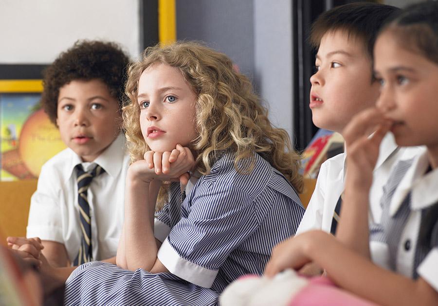 Australian school children