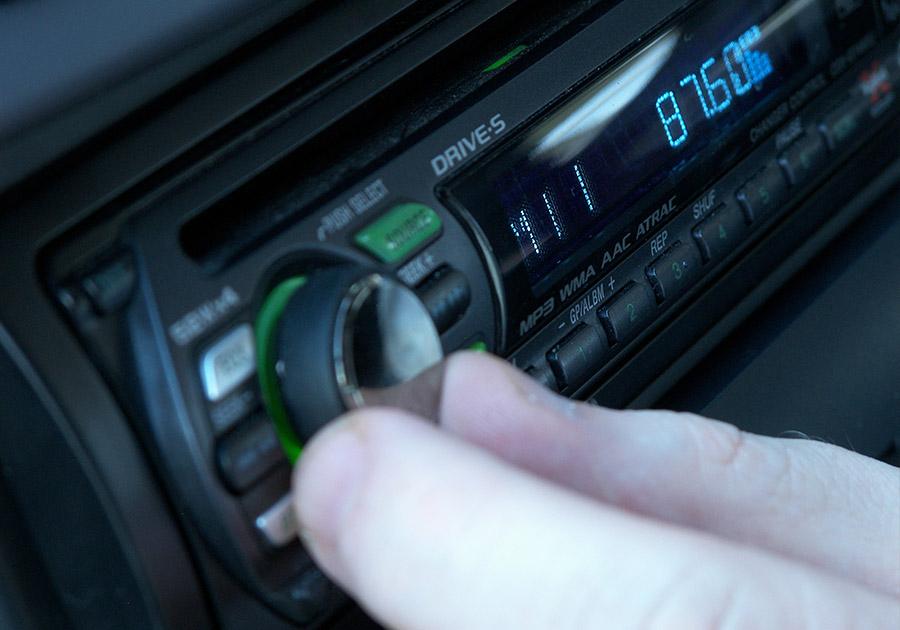 Vision Radio on 87.6
