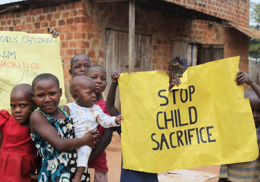uganda protests