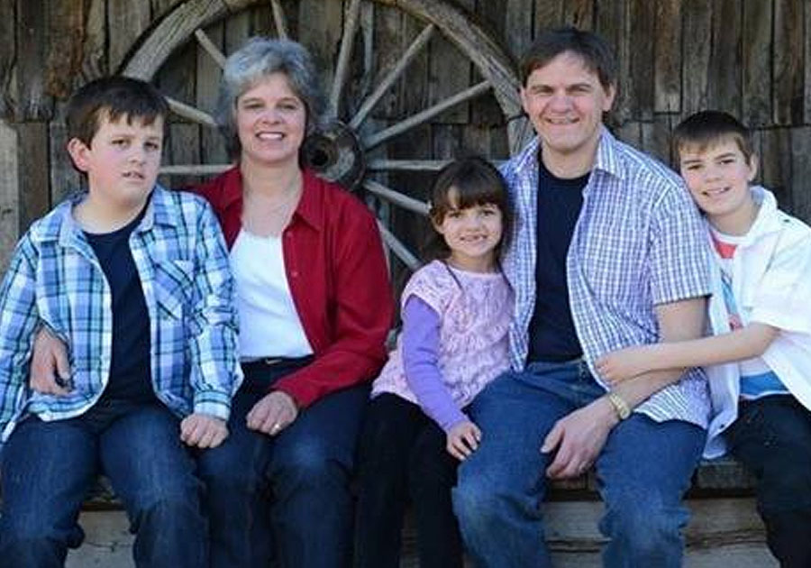 Shambrook Family