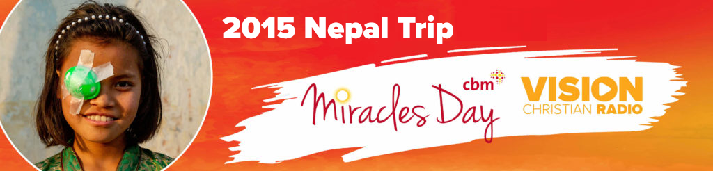 Miracles Day - Nepal 2015
