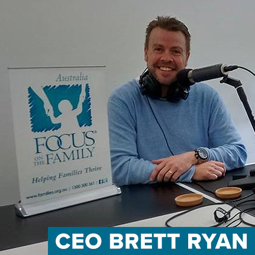 Brett Ryan - CEO of Focus on the Family