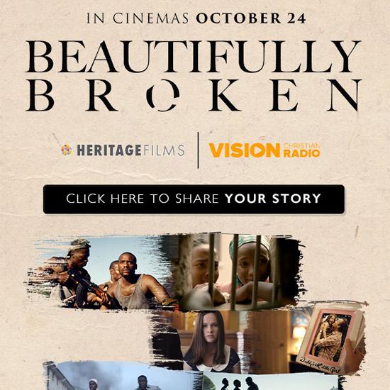 Beautifully Broken movie contest
