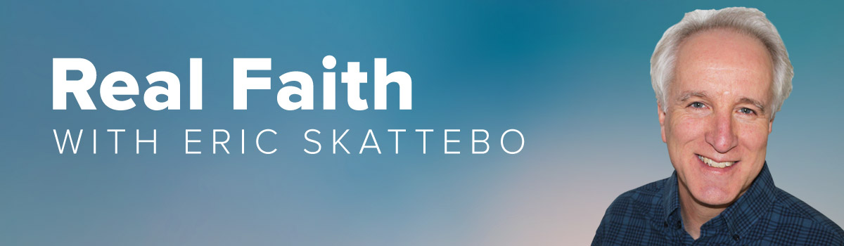 Real Faith with Eric Skattebo