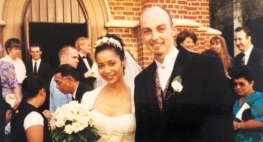 Stephen Mcalpine wedding