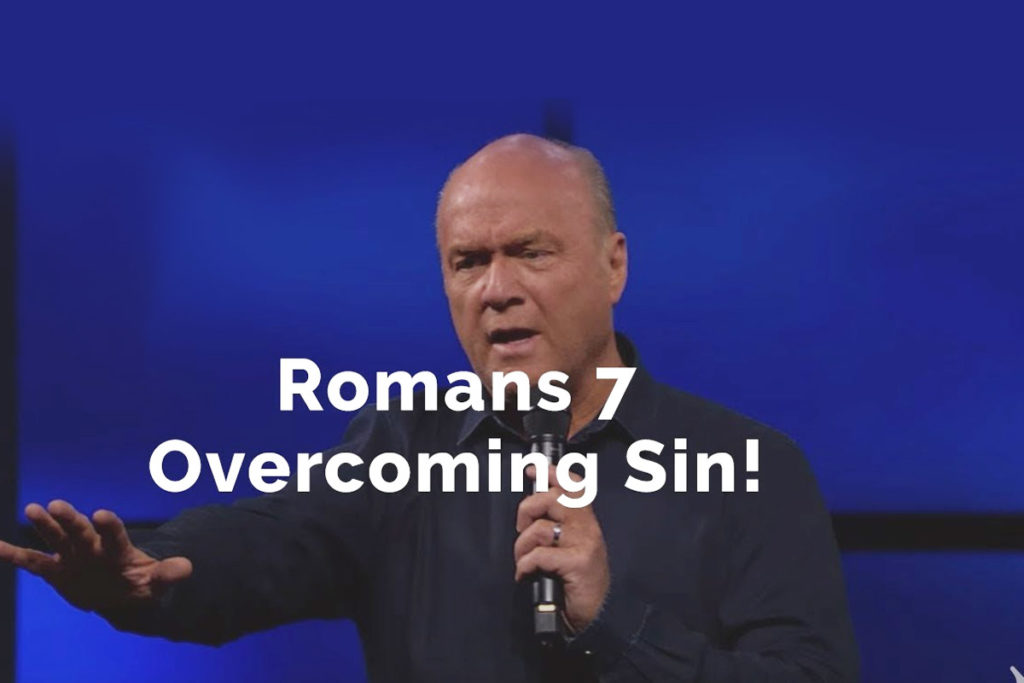 Overcoming Sin with Greg Laurie