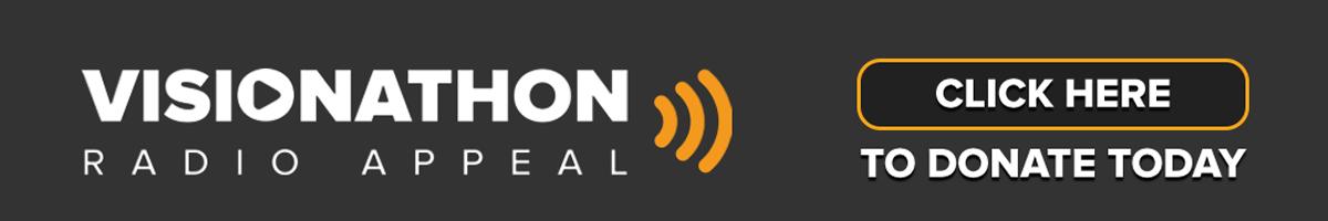 Visionathon Radio Appeal