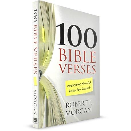 100 Bible Verses book