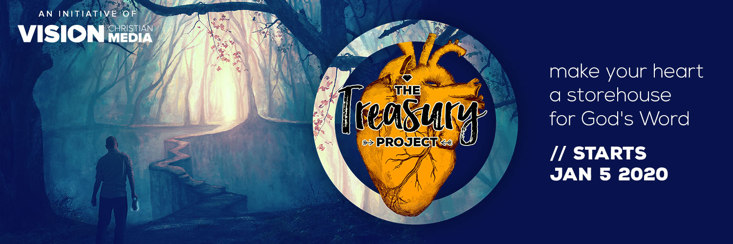 The Bible Treasury Project