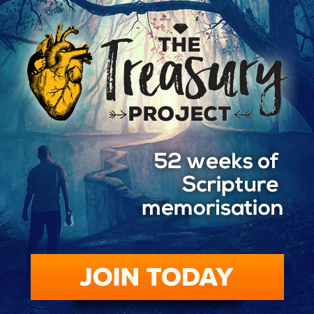 The Treasury Project - 52 Weeks of Scripture Memorisation