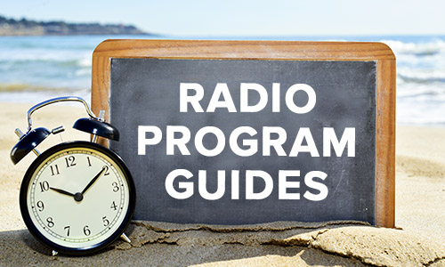 Radio Program Guides