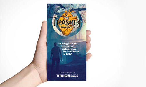 Treasury Project DL Booklet