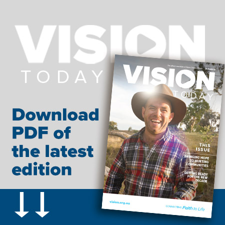 Download PDF of Vision Today