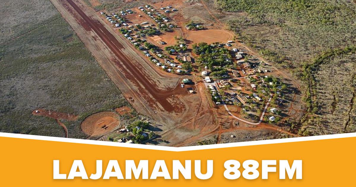 Lajamanu NT Christian Radio 88.0 FM
