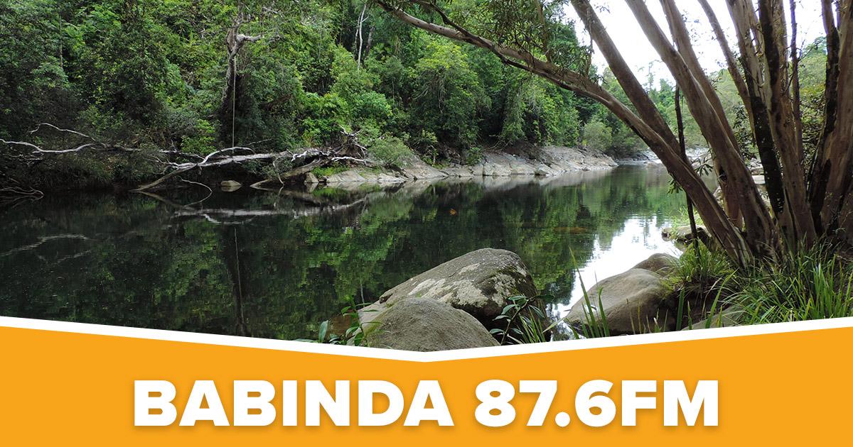 Babinda QLD Christian Radio 87.6 FM