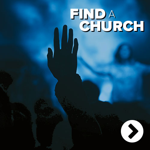 Find a Church Widget Image