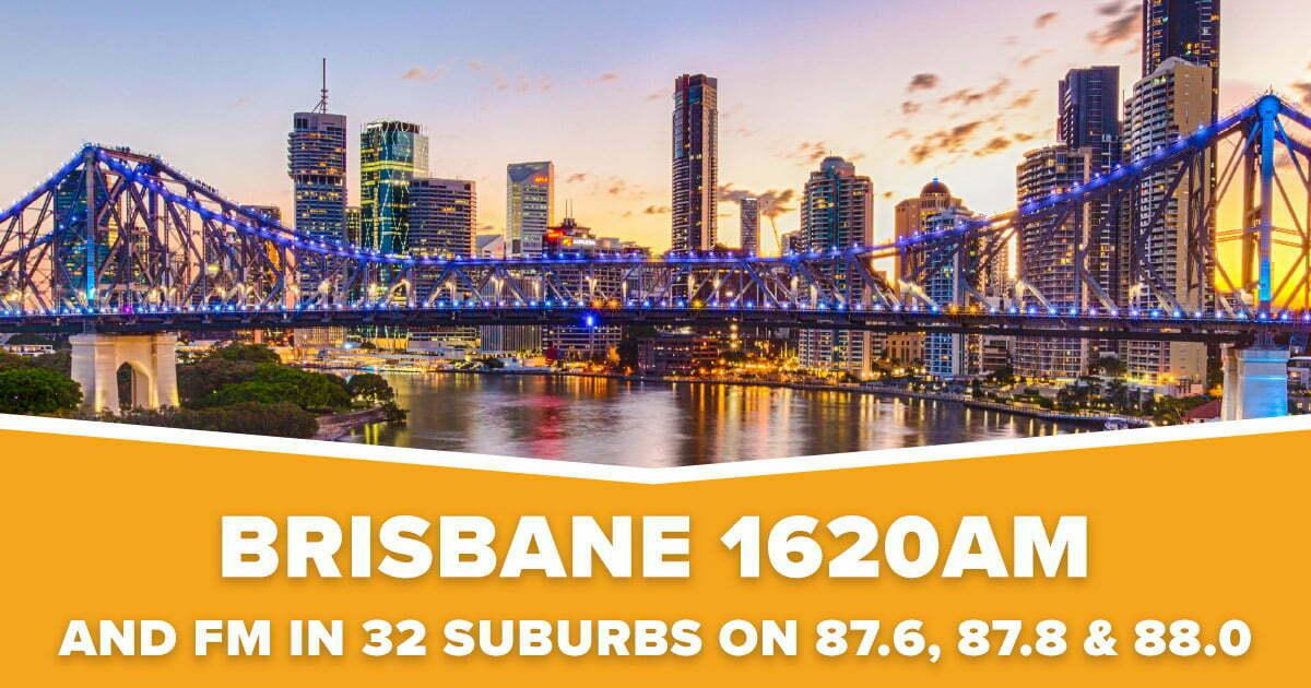 Brisbane 1620AM
