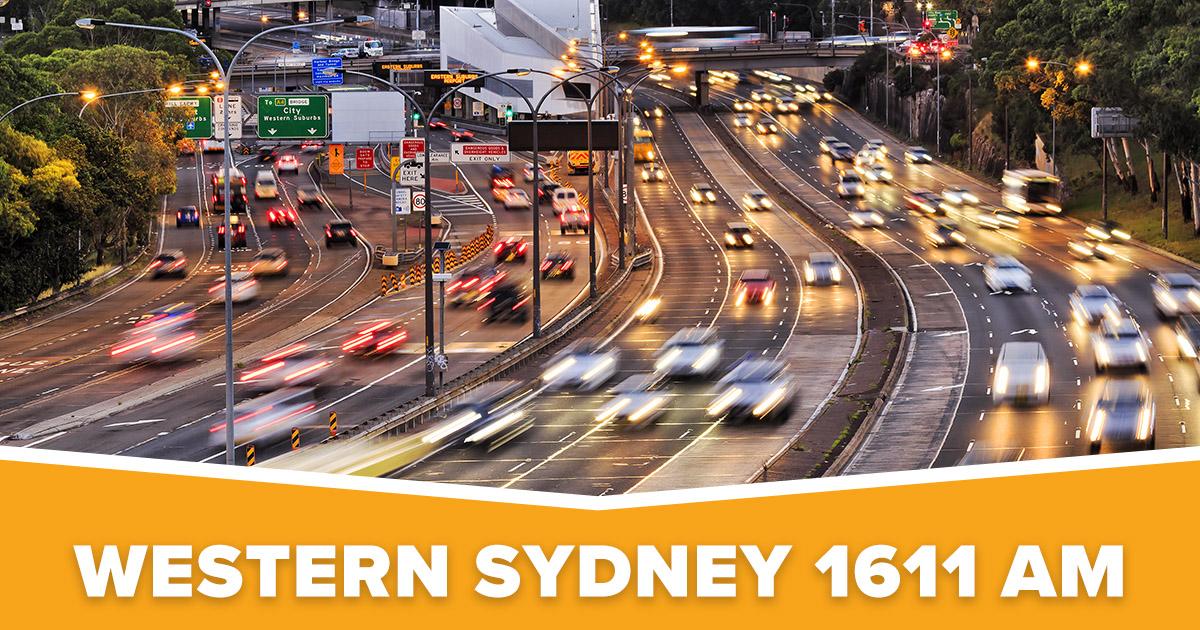 Western Sydney NSW Christian Radio 1611 AM