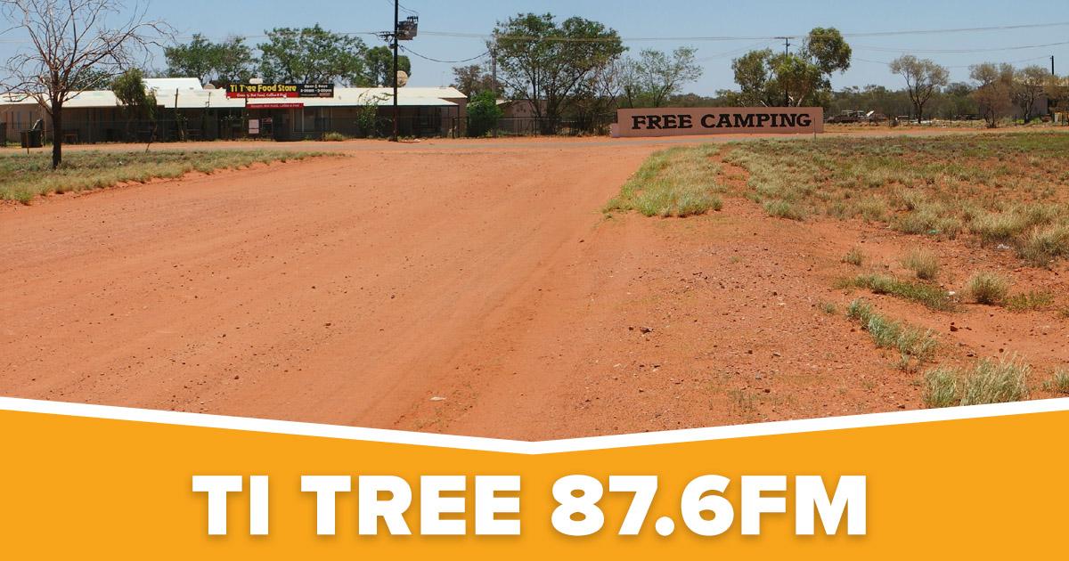 Ti Tree NT Christian Radio 87.6 FM