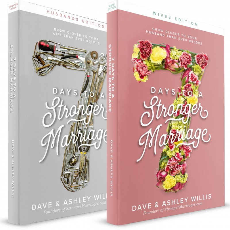 7 Days to a Stronger Marriage Pack