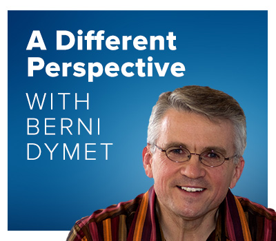 A Different Perspective Berni Dymet