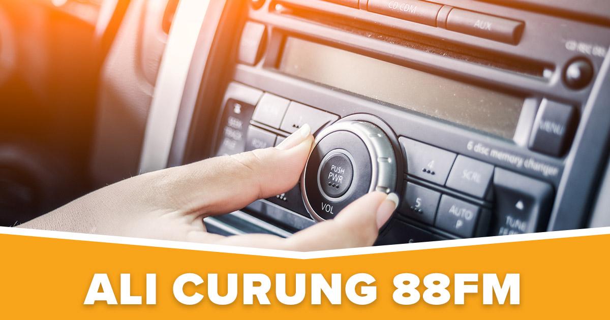 Ali Curung Christian Radio 88 FM