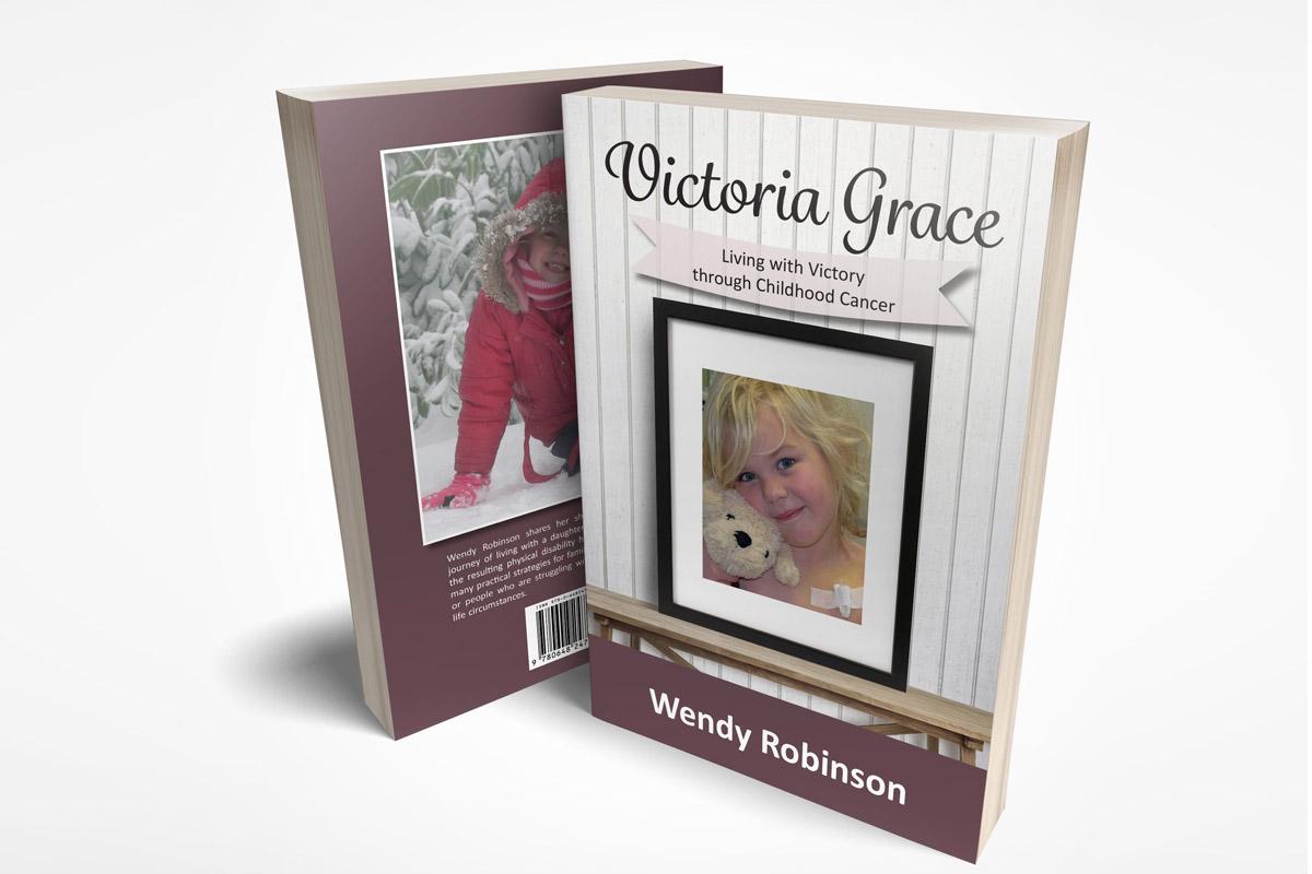 Victoria Grace book