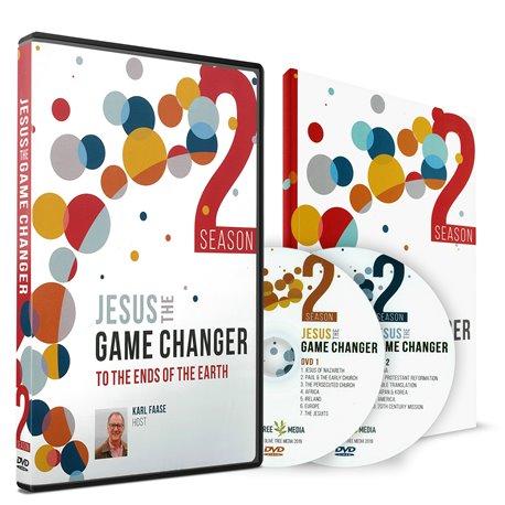 Jesus the Game Changer Season 2
