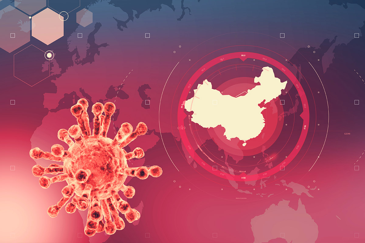 China and the coronavirus